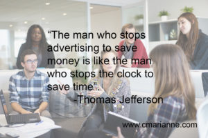sales copywriting advertising quote