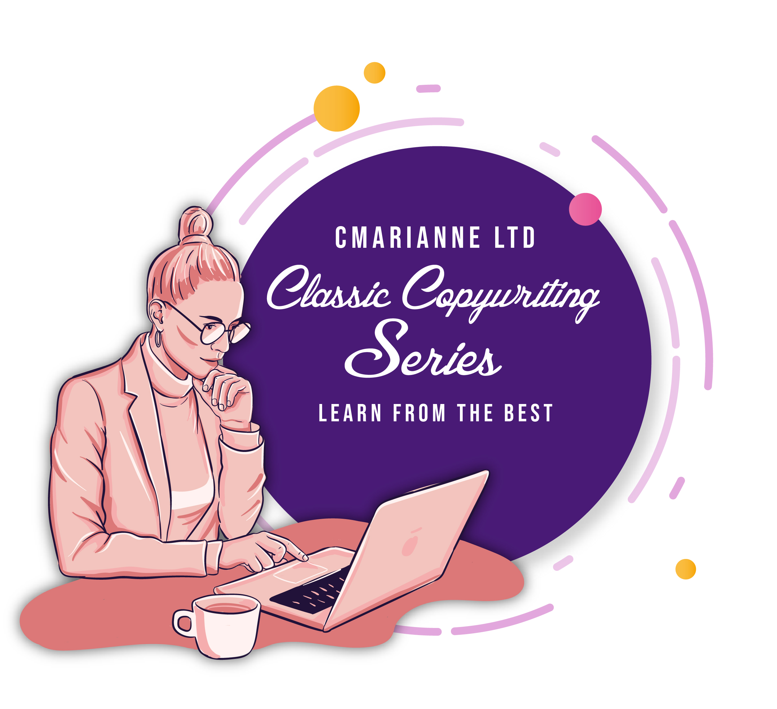 CMarianne copywriting services classic copywriters series